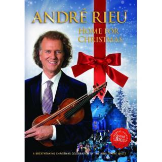 HOME FOR CHRISTMAS - Rieu André [DVD]